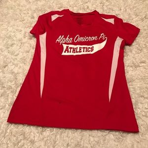 Tops - Alpha Omicron Pi (AOII) Dri-Fit Athletic Jersey